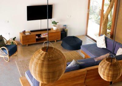 Villa Karinya Living Area